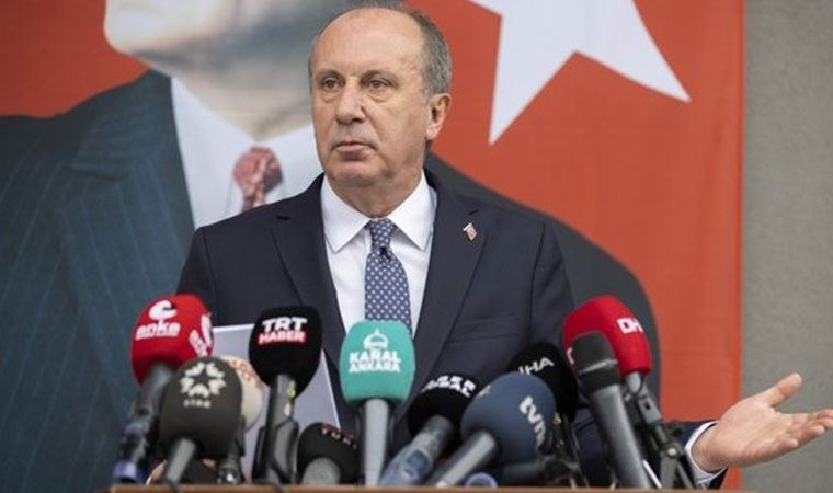 Former presidential candidate İnce resigns from CHP