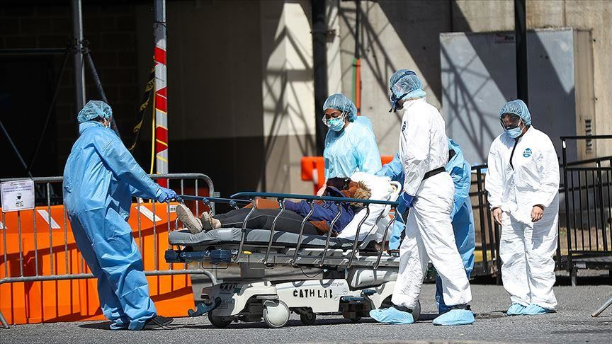 France: Death toll from coronavirus rises to 4,503