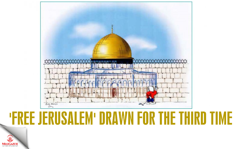 Free Jerusalem drawn for the 3rd time