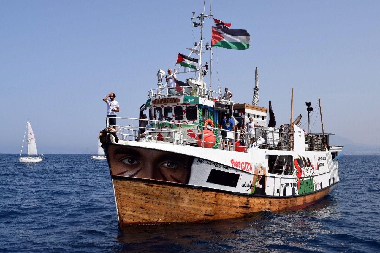 Freedom Fleet from Norway to Gaza
