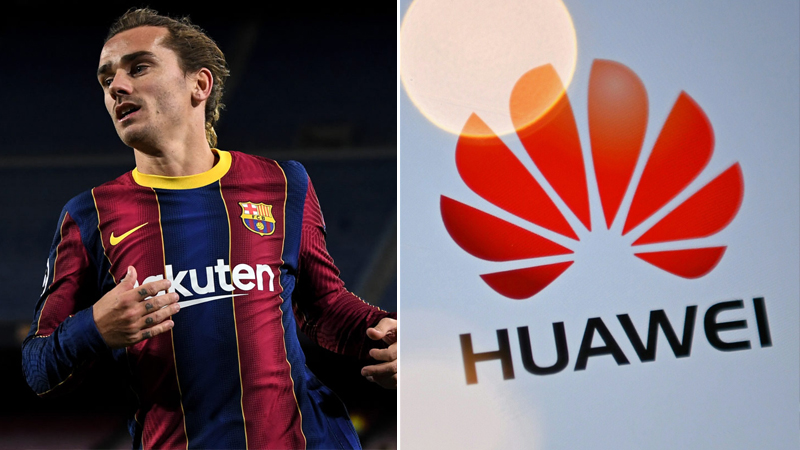 French football star severs ties with Huawei for Uyghurs