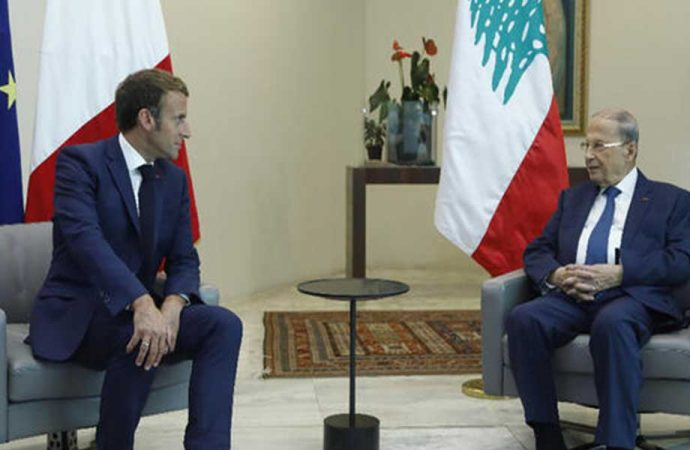 French reform proposal for Lebanon delves into details
