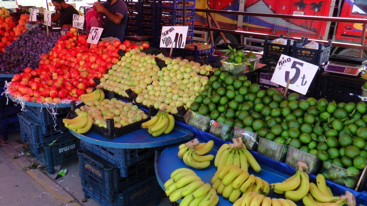 Fruit prices break records in Turkey