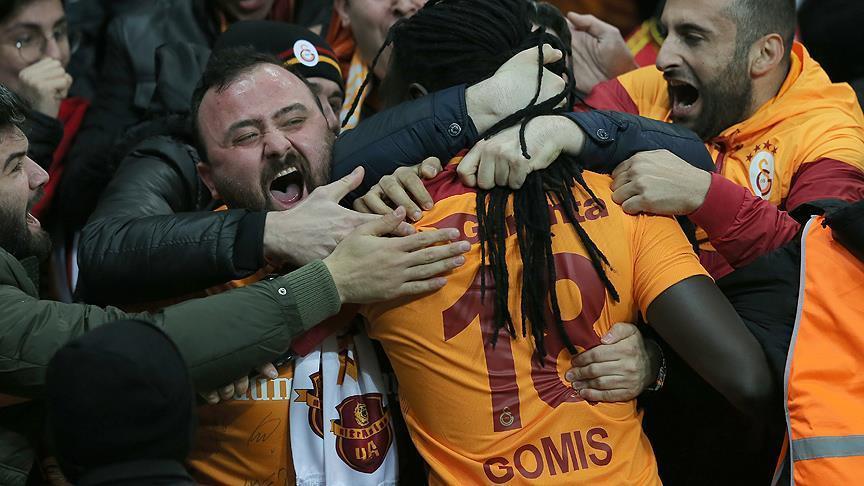 Galatasaray back on top of Turkish league