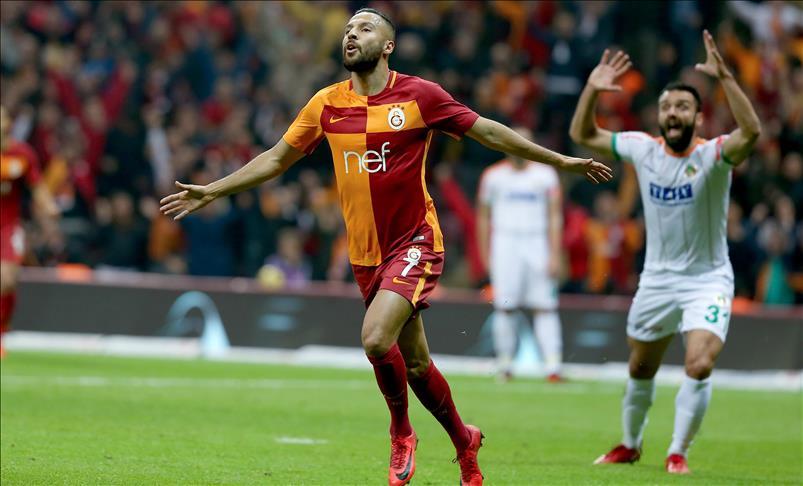 Galatasaray bounce back with 2-0 win over Alanyaspor