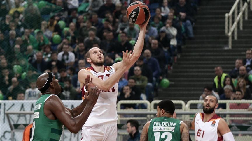 Galatasaray to host Panathinaikos in Euroleague