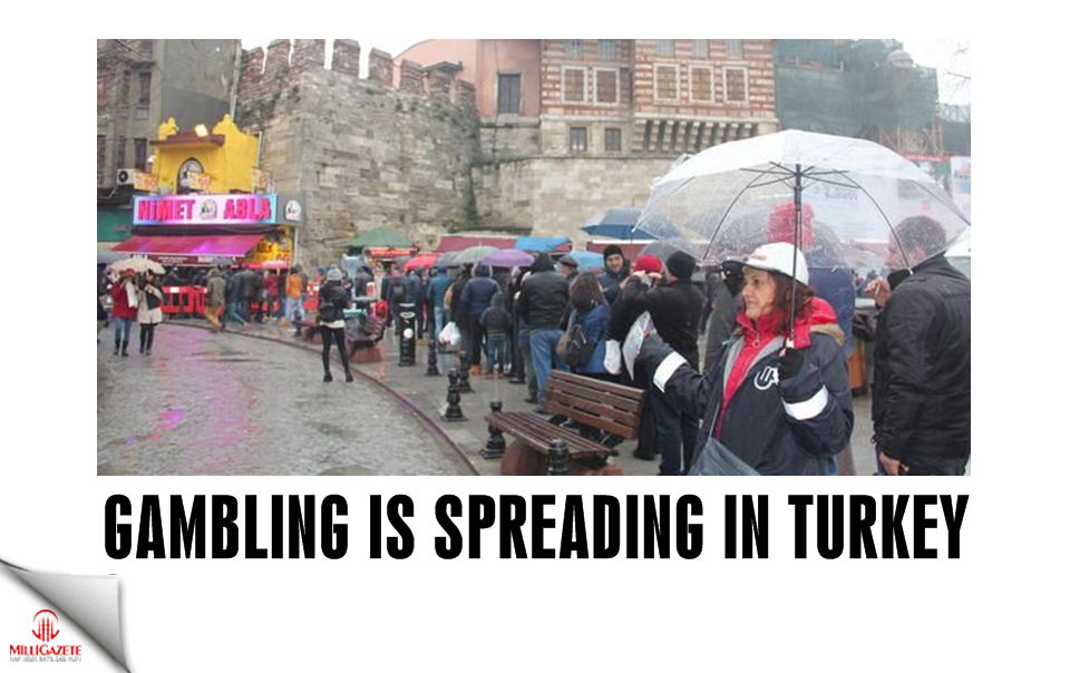 Gambling is spreading in Turkey