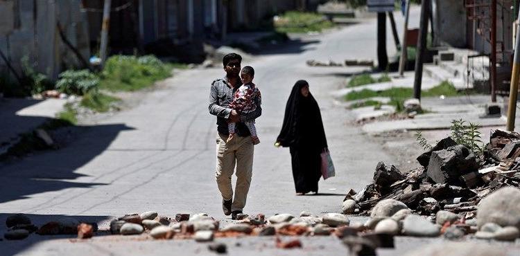 Genocide concern in Kashmir