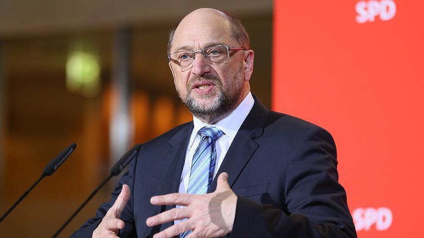 Germany's Martin Schulz steps down as SPD leader