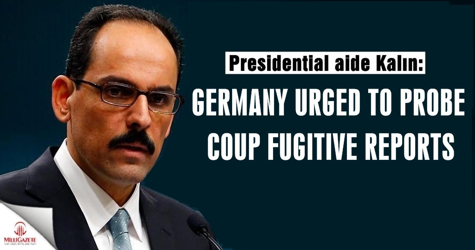 Germany urged to probe coup fugitive reports