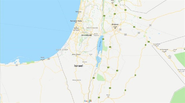 Google Maps lists Jerusalem as Israeli capital