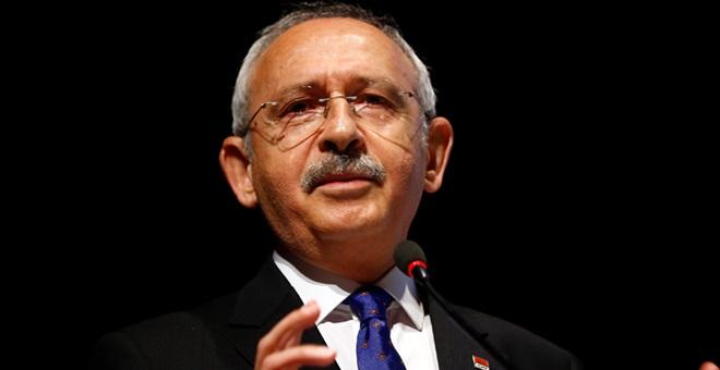 Government warns CHP chairman Kilicdaroglu
