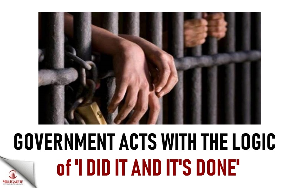Govt acts with the logic of I did it and its done
