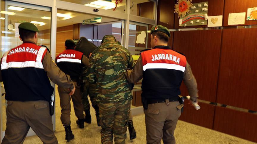 Greece seeks EU support on soldiers in Turkish custody