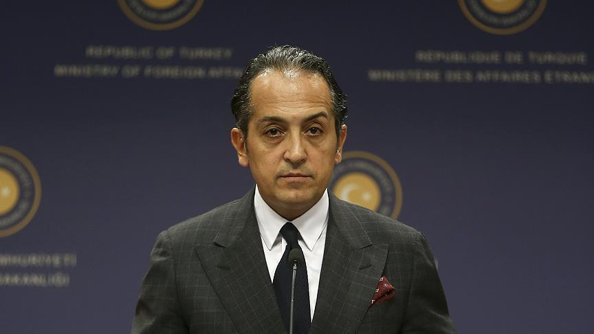 Greek FMs remarks about Cyprus unacceptable: Turkey