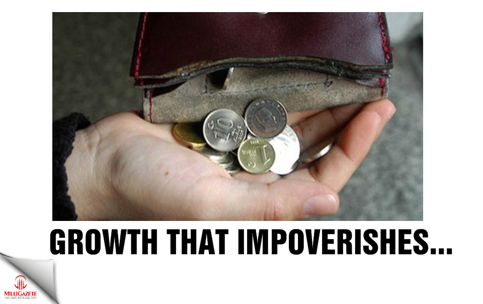 Growth that impoverishes!