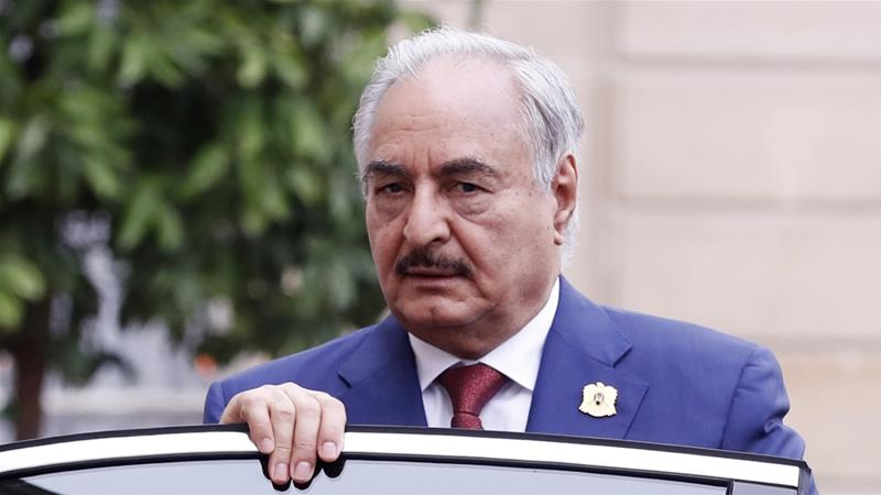 Haftar wants until Tuesday to make up his decision on Libya ceasefire