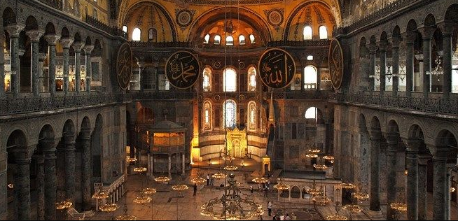 """""""Hagia Sophia cannot be converted into a mosque"""""""