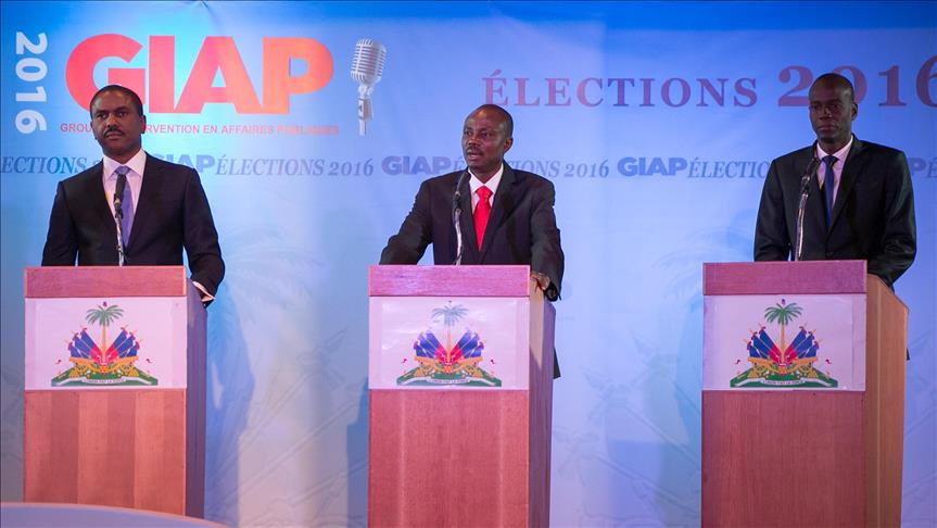 Haiti presidential election slated for next month