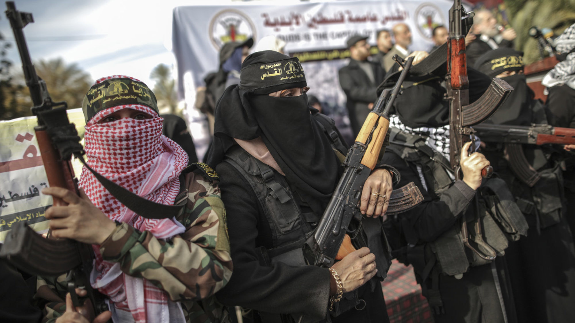 Hamas and Islamic Jihad leaders discuss resistance project