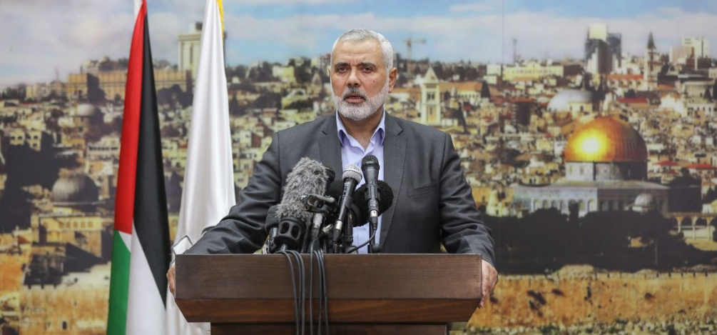 Hamas Chief: Prepare for armed struggle