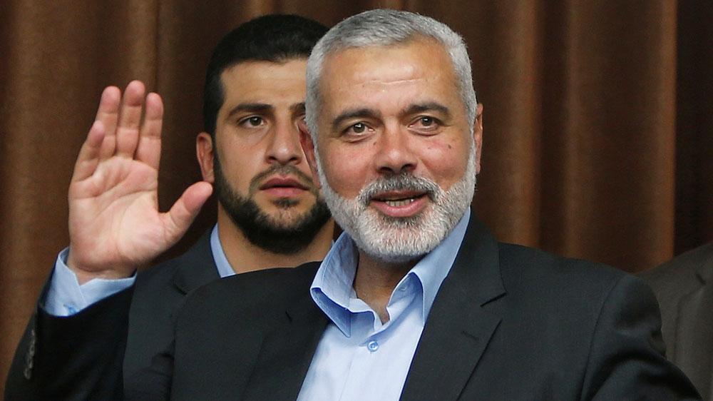 Hamas chief wishes Muslims warmest greetings over Eid al-Fitr