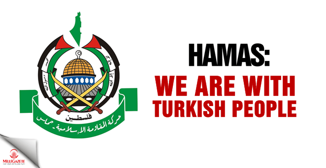 Hamas condemns Istanbul attack