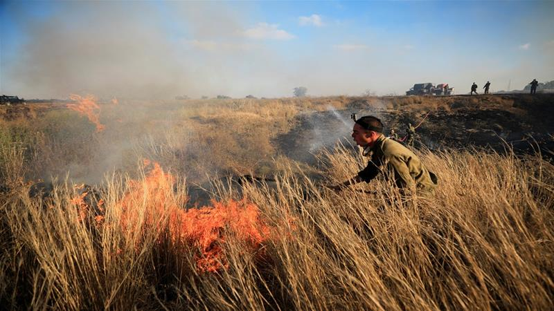 Hamas: Gaza will not 'remain silent' as Israel escalates siege