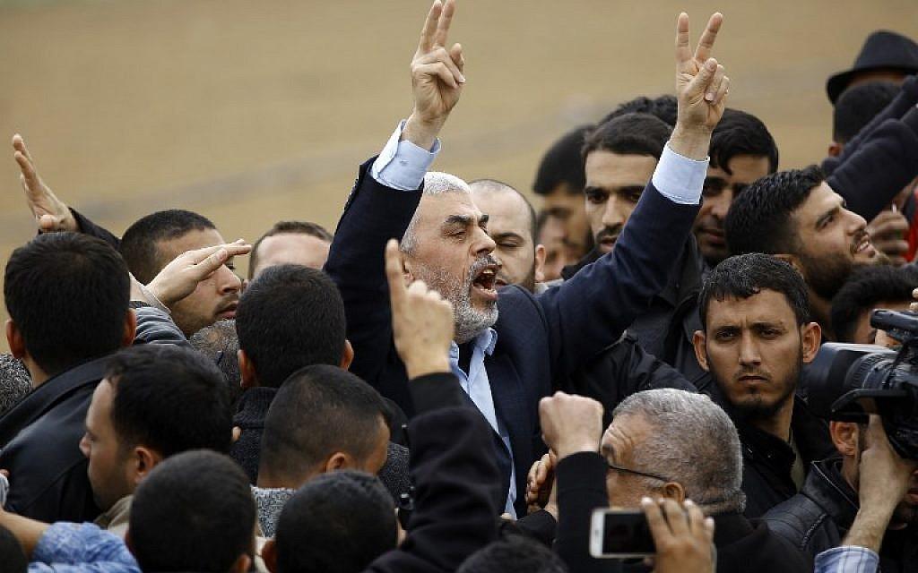 Hamas: Great March of Return will continue despite Israeli aggression