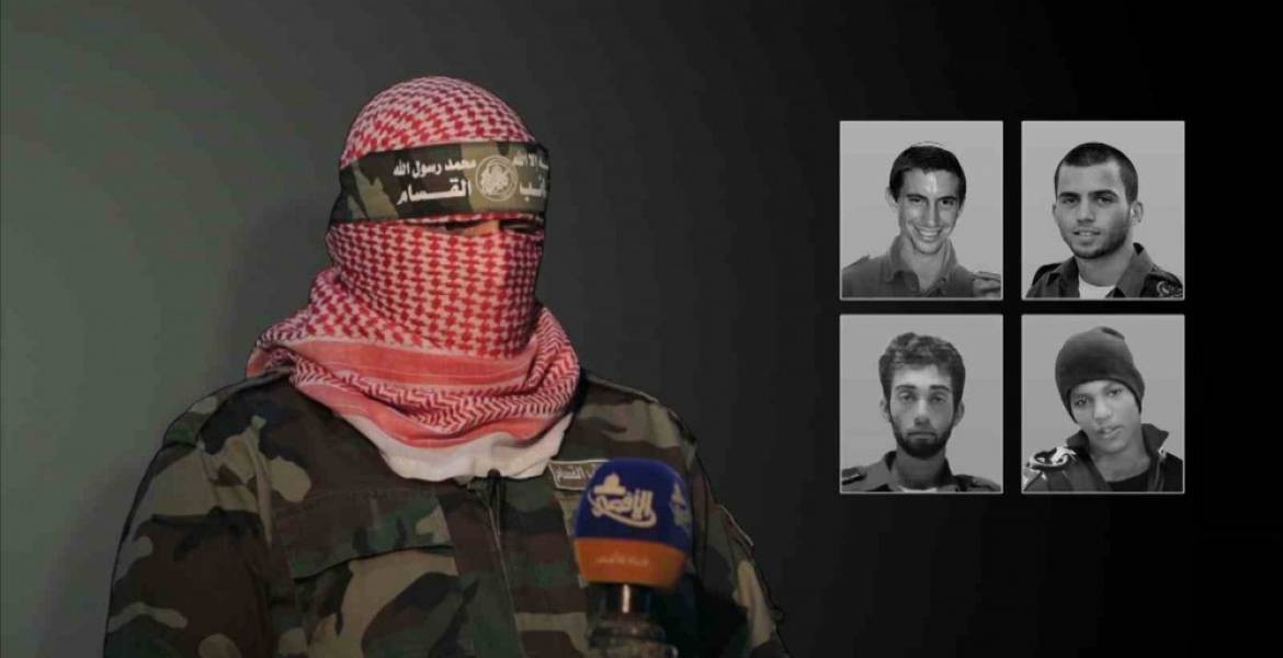 Hamas: Israeli statements regarding progress in prisoner swap deal misleading