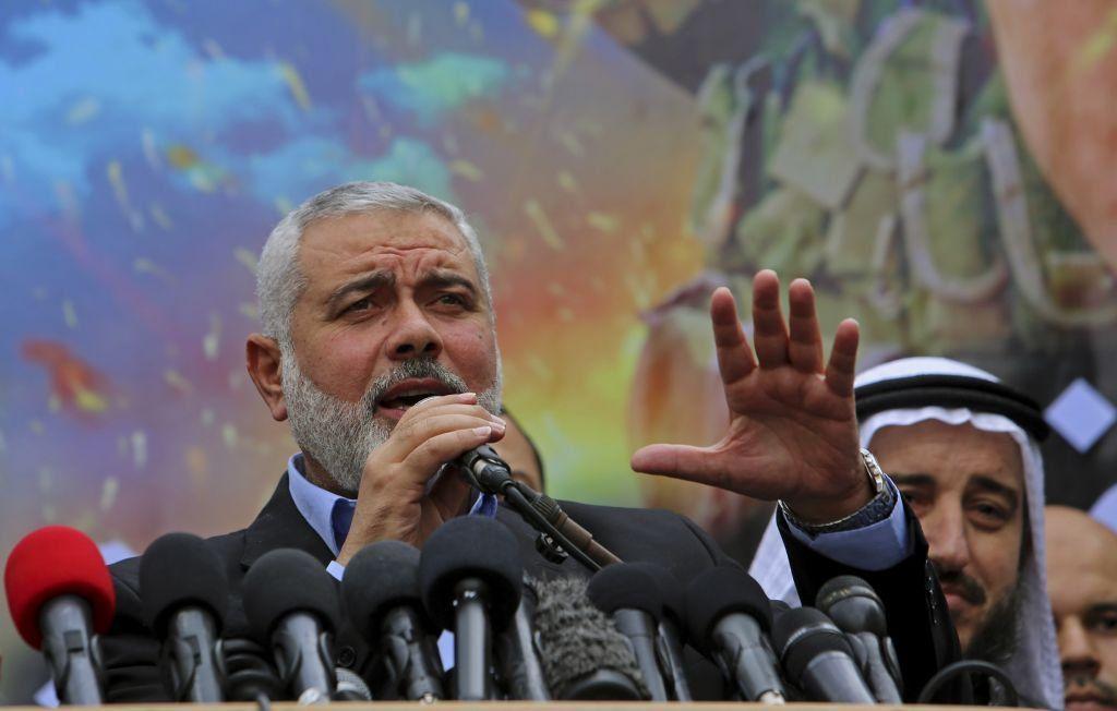 Hamas leader Heniyye: