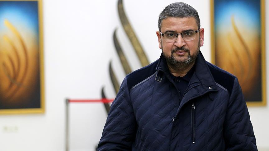 Hamas leader praises Turkish support for Palestine cause