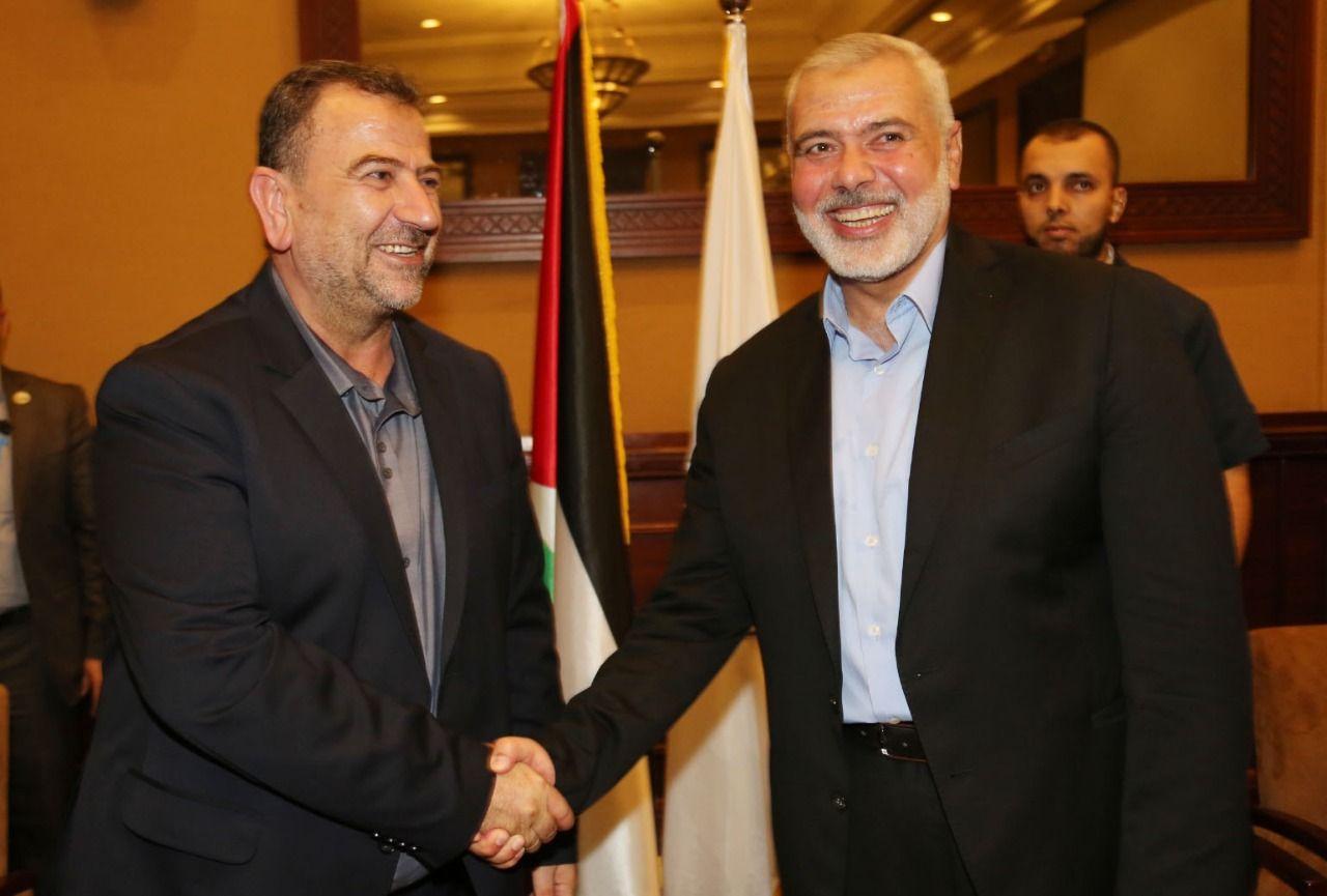 Hamas leader Saleh al-Arrari returns to Gaza