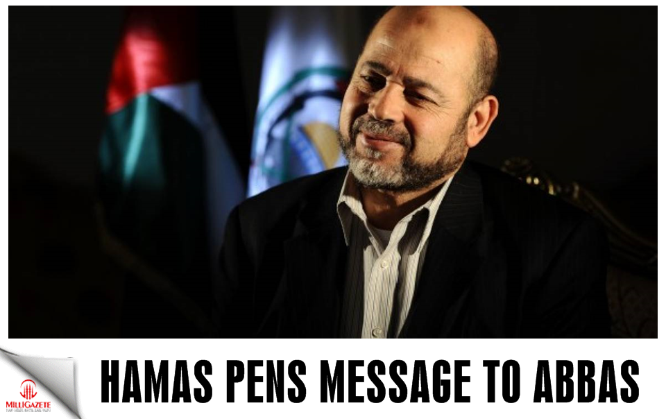 Hamas pens message to Abbas