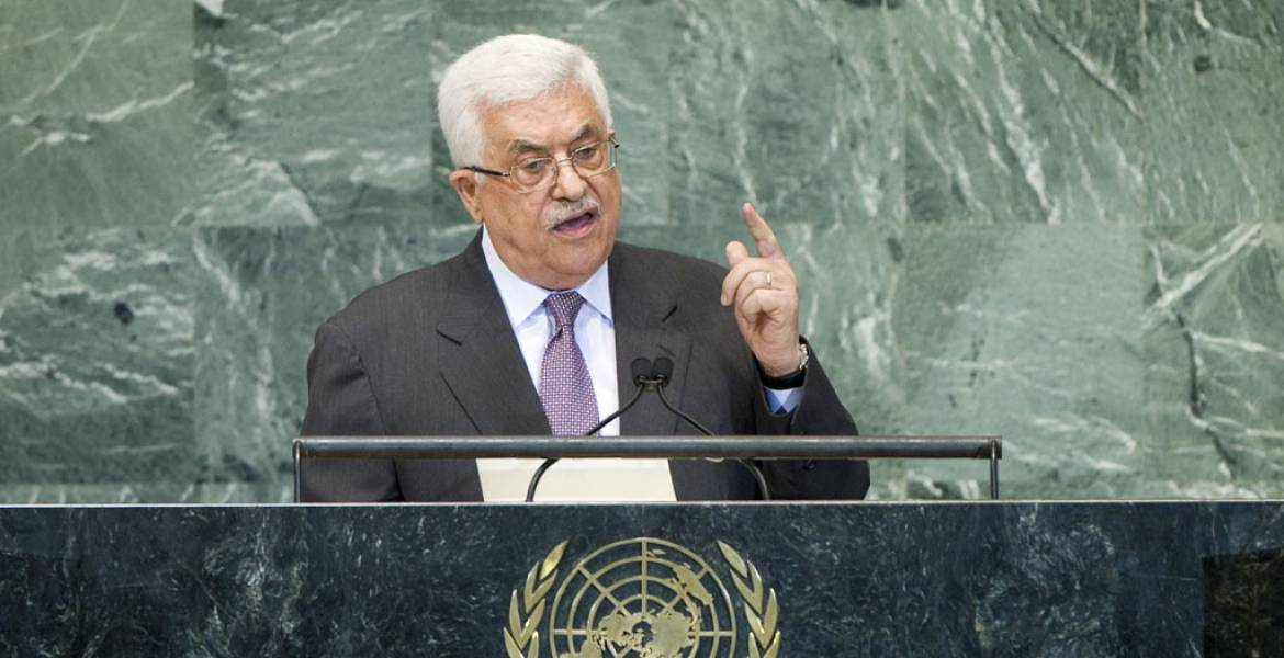Hamas remarks on Abbas' speech to UNGA