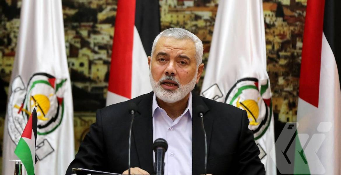 Haniya phones Palestinian mother on hunger strike to protest son's arrest