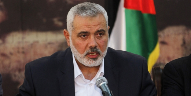 Hanyia: Blacklisting deputy Hamas chief reflects US bias towards Israeli Occupation