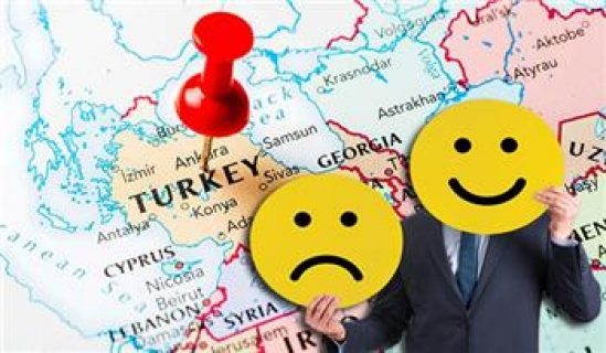 Happiness in ruling AKP's Turkey hits all time low