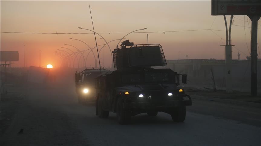 Hashd al-Shaabi controls strategic town near Mosul