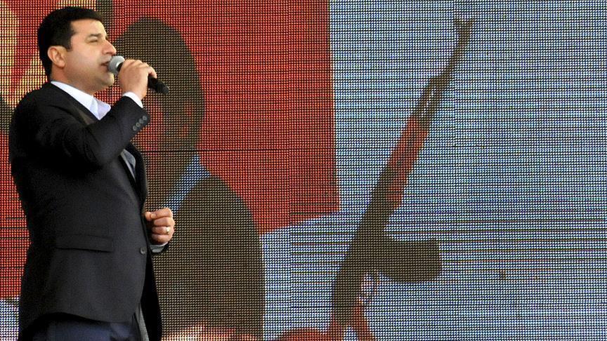 HDP co-chair Selahattin Demirtas gets 5 months in jail