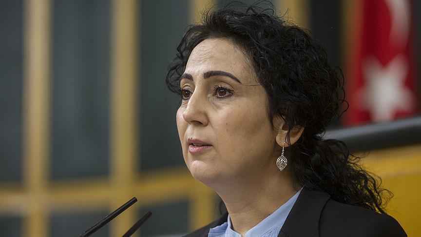 HDP co-leader Figen Yuksekdag facing jail over insult charge