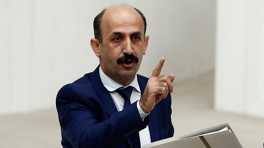 HDP deputy Akdogan arrested due to terror probe