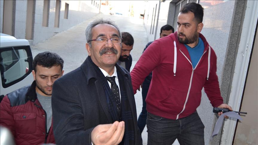 HDP deputy arrested in anti-terror probe