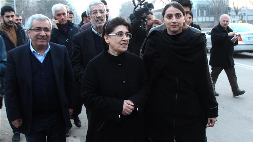 HDP lawmaker faces 20 years in anti-terror probe