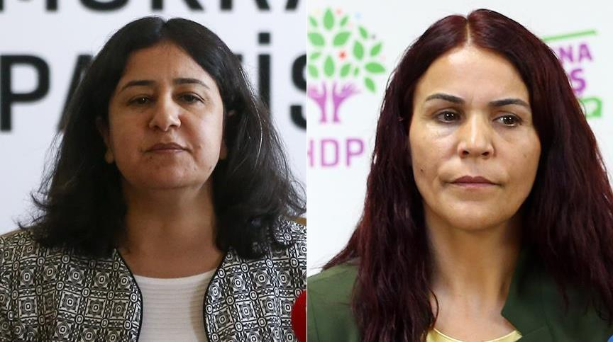 HDP lawmakers detained in terror probe