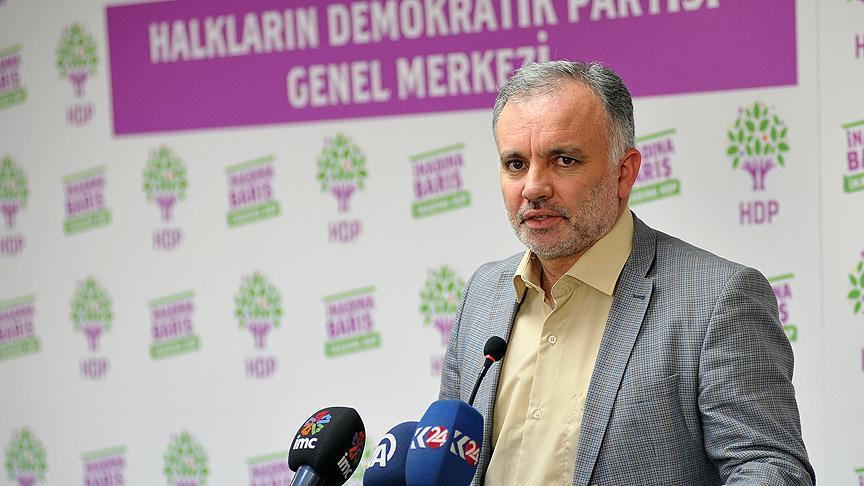 HDP suspends parliamentry activities