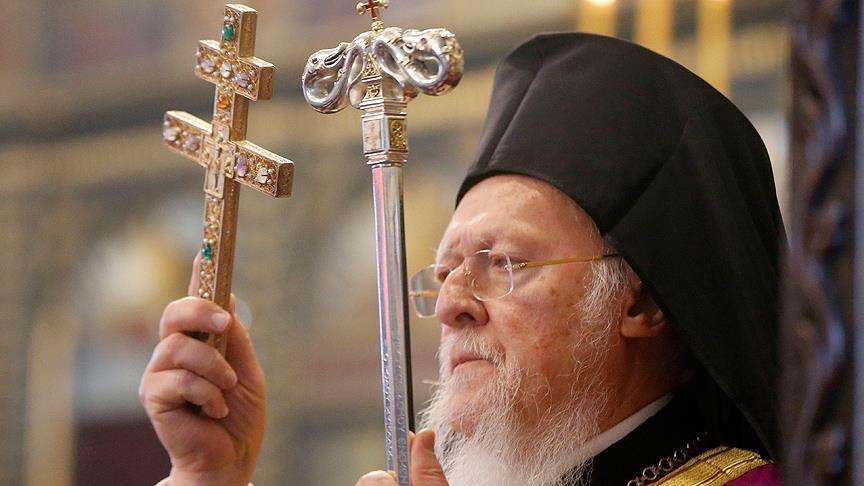 Head of Orthodox church decries US Jerusalem stance