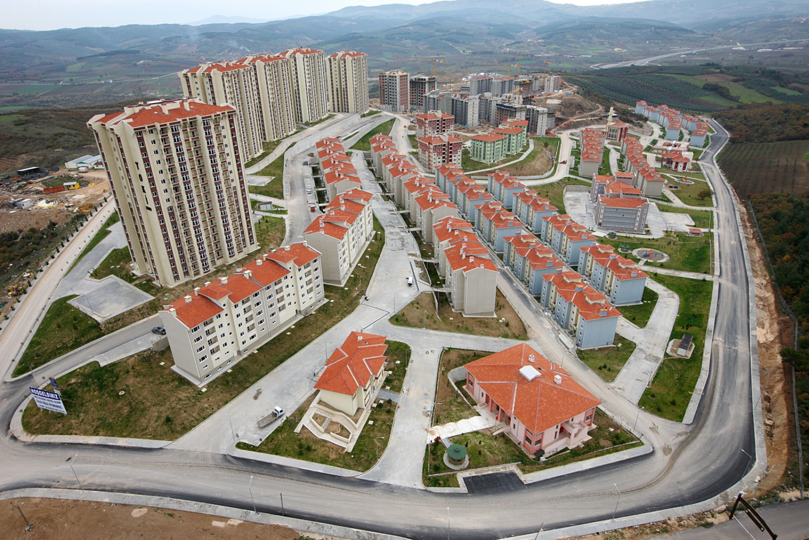 Housing sales are matchless in Turkey