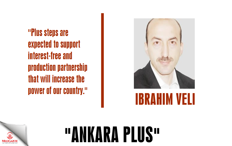"Ibrahim Veli: ""Ankara Plus"""