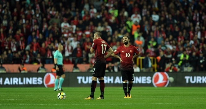 Iceland crush Turkey's 2018 World Cup dreams
